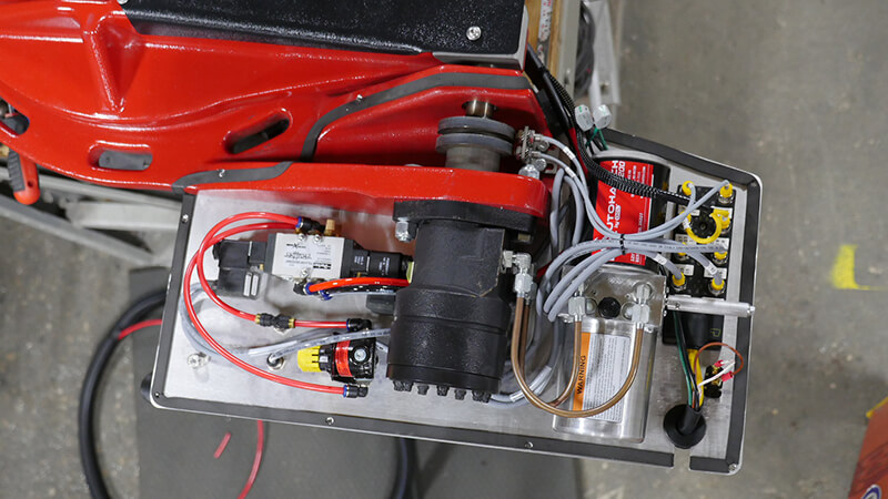 Motor for Autohatch™